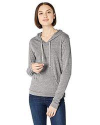 Alternative Apparel - Classic Pullover Hoodie - Lyst