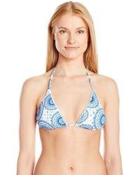 Desigual - Neusi Bikini Top - Lyst