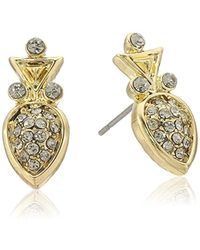 House of Harlow 1960 - S The Avium Stud Earrings - Lyst