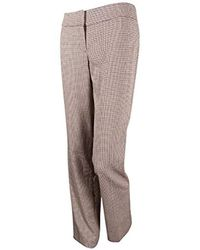 Nine West - Mini Houndstooth Pant (2) - Lyst
