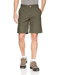 G.H.BASS - Canvas Terrain Short - Lyst