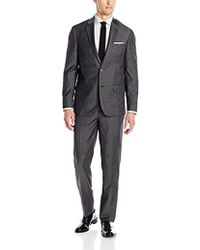 Ben Sherman - Two Button Slim Fit Suit - Lyst