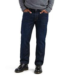 Levi's - S Big And Tall 541 Athletic Fit Jean Solid Jeans - Lyst