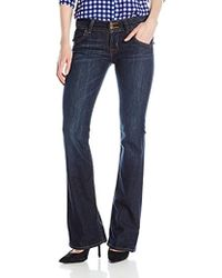 Hudson Jeans - Signature Midrise Boot Cut Jean In Venice - Lyst