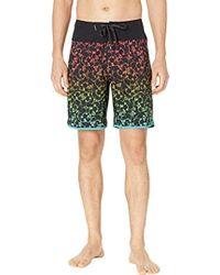 94b02db0c5d Rip Curl Mirage Mason Haze Boardshorts (light Blue) Men's Swimwear in Blue  for Men - Lyst