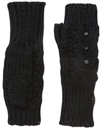 Vince Camuto - Geometric Stitch Armwarmer With Studs - Lyst