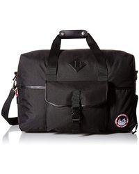 837be5bcf9 Steve Madden Men's Duffel Bag in Black for Men - Lyst