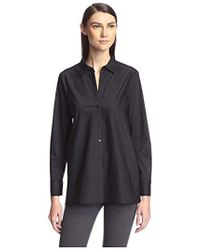 SOCIETY NEW YORK - Tunic Shirt - Lyst