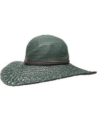 O'neill Sportswear - Brightside Floppy Straw Hat - Lyst