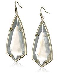 Kendra Scott - Caroline Drop Earrings - Lyst