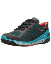 78e1d685bb7 Ecco - Biom Venture Tie Textile Gore-tex Multi-sport Shoe - Lyst