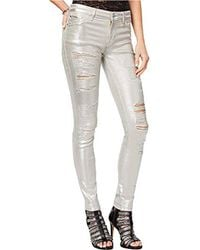 Guess - Sexy Curve Skinny Jean - Lyst