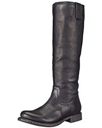 Frye - Jenna Inside-zip Riding Boot - Lyst