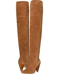 cafc3bd87ae0 Joie - Gallison Over The Over The Knee Boot - Lyst