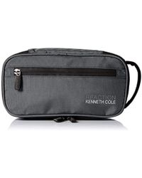 Kenneth Cole Reaction - Compact Nylon Travel Kit - Lyst