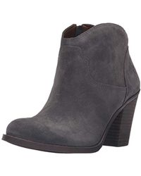 Lucky Brand - Lucky Eller Ankle Bootie - Lyst