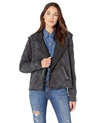 Splendid - Mineral Wash Jacket - Lyst