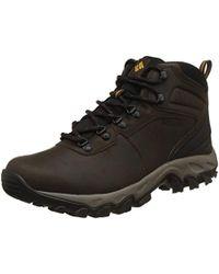 Columbia - S Newton Ridge Plus Ii Waterproof Hiking Boot - Lyst