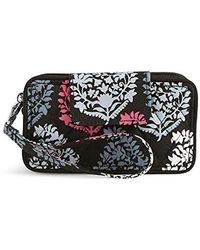 Vera Bradley - Smartphone Wristlet For Iphone 6, Signature Cotton - Lyst