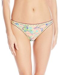 MINKPINK - Staring At Sunsets Cheeky Bottoms - Lyst