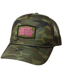 0b68c20cb1 O neill Sportswear - Surfers Paradise Baseball Cap - Lyst