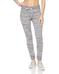 Marc New York - Marled Sweater-knit Jogger Pant - Lyst