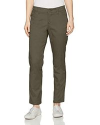 Lee Jeans - Petite Eased Fit Tailored Chino Pant - Lyst