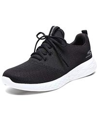 6c2e83ebfe6 Lyst - Skechers Go Flex 2-54014 Sneaker in Black for Men