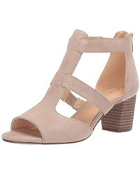 Deloria 35Lyst Sandals In Brown Fae Clarks Save SpUVLzMqG