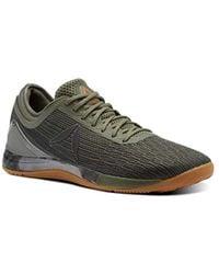 75085269ff0 Lyst - Reebok Crossfit Nano Pump Fusion Training Shoes in Blue for Men