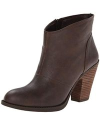 Jessica Simpson - Maxi Ankle Bootie - Lyst