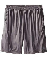 008e7e373acf Lyst - Champion Men s Vapor Powertrain Shorts in Red for Men