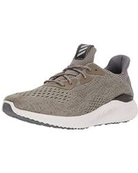 b6e3bea37 Lyst - adidas Alphabounce Hpc Ams W Running Shoe in White