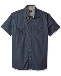 Lee Jeans - Camp Shirt - Lyst