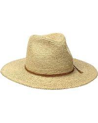 94dfeee3fae54 Lyst - Brixton Sandoz Hat in Black for Men