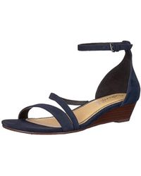 3b360bcc9d2 Lyst - Steve Madden Women S Stefano Block Heel Platform Sandals in Black