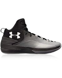 5cc46e294da Lyst - Under Armour Charged 24 7 Mid Nm Shoes in Gray for Men