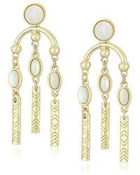 House of Harlow 1960 - Desert Oasis Drop Earrings - Lyst