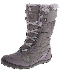 Columbia - Minx Mid Ii Omni-heat Winter Boot - Lyst