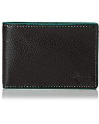 Buxton - Floater Rfid Blocking Front Pocket Slimfold Slim Wallet - Lyst