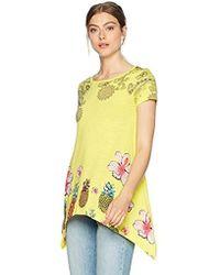 Desigual - Cramer Short Sleeve T-shirt - Lyst