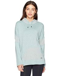 Marc New York - L/s Hooded Tunic W/thermal - Lyst