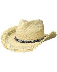 Roxy - Beach Wearing Fedora Hat - Lyst