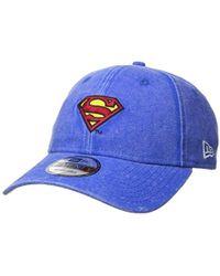 KTZ - Cap Young Superman Rugged Mini 9twenty Adjustable Hat 1231c961c7ad