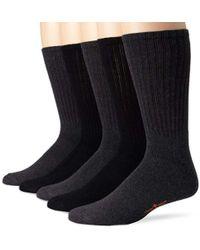 Dockers - 5 Pack Cushion Comfort Sport Crew Socks - Lyst
