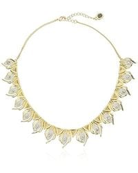 """House of Harlow 1960 - Risha Collar Necklace, 17"""" + 2"""" Extender - Lyst"""
