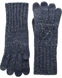 Pendleton - Cable Gloves (grey Mix) Extreme Cold Weather Gloves - Lyst
