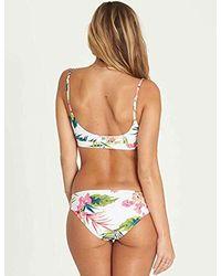 Billabong - Island Hop Lowrider Bikini Bottom - Lyst