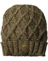 Wigwam - Seine Cable Knit Fleece Lined Beanie Hat - Lyst