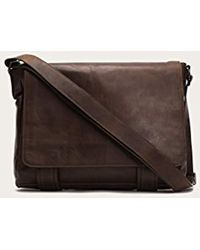 Frye - Logan Messenger Bag - Lyst